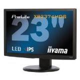 Iiyama ProLite XB2374HDS 23 inch LED Backlit LCD Monitor 1000:1 250cd/m2 1920x1080 5ms D-Sub/DVI-D/H
